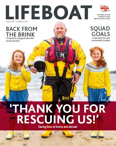 Lifeboat magazine